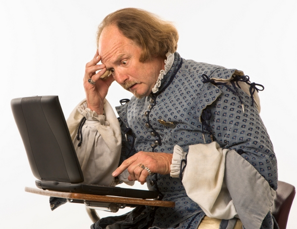 Shakespeare Typing